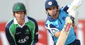 UAE to host Scotland, Ireland and Afghanistan Tri-series 2015