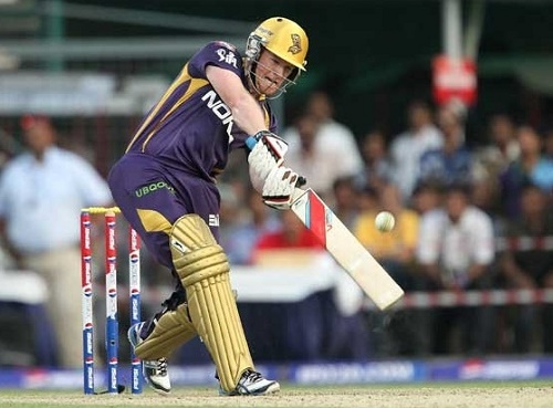 Eoin Morgan available for IPL auction 2015.