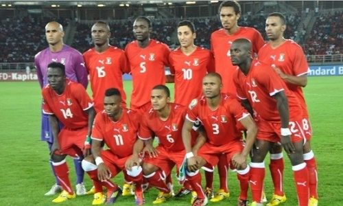 Equatorial Guinea 23-man squad for 2015 africa cup of nations.