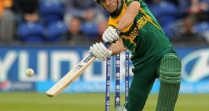 Faf Du Plessis hits maiden T20I hundred at Johannesburg