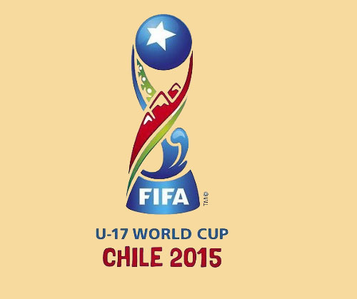 FIFA U-17 world cup 2015 at Chile.
