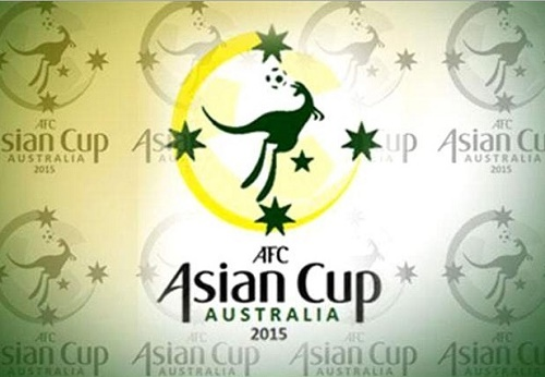 Final four teams of asian cup 2015.
