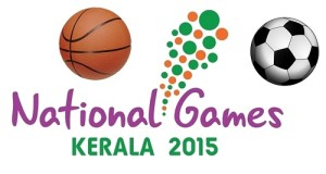 Football, Kabaddi and Basketball pools in National Games 2015