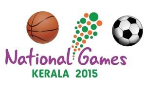 Football, basketball and Kabaddi pools in 2015 national games of india.