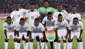 Ghana 23-man roster for 2015 Africa cup of nations.