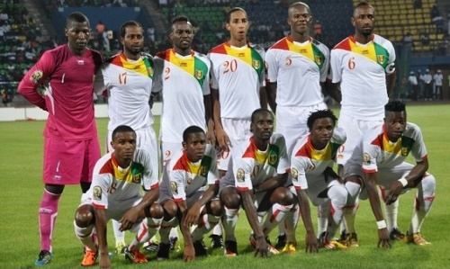 Guinea 23-man roster for 2015 Africa cup of nations.
