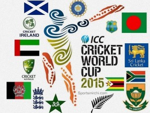ICC Cricket world cup 2015 full team squads 15-members.