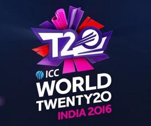 ICC World Twenty20 2016 Logo.