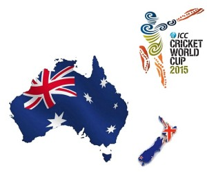 ICC cricket world cup 2015 opening ceremony and events in Melbourne and Christchurch.