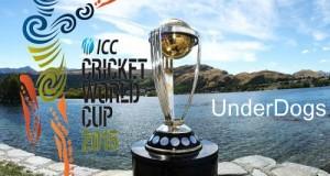 The Underdog Teams of 2015 Cricket World Cup