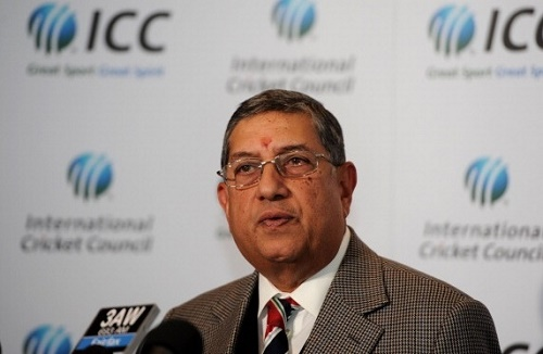 ICC declares schedule for ICC events from 2015 to 2019.
