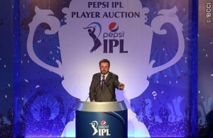 IPL 2015 auction to hold on 16 February at Bengaluru.