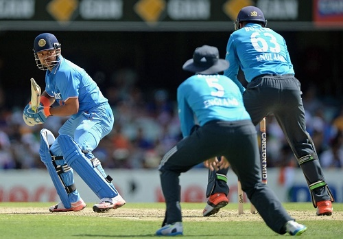India-England set for knockout match of 2015 tri-series.