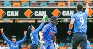 How batting Collapse cause Gabba ODI to India vs England
