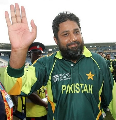 Inzamam ul Haq advised Pakistan players not to take pressure against india in 2015 world cup match at Adelaide.