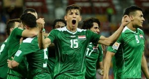 Iraq beat Iran by 7-6 (Pen) to qualify for 2015 Asian Cup semifinal