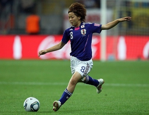 Japan Women's set goal to win FIFA World Cup Canada 2015.