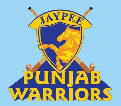 Jaypee Punjab Warriors squad for 2015 hockey india league.