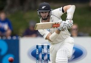 Kane Williamson scored 69 in first inning of second test against SL.