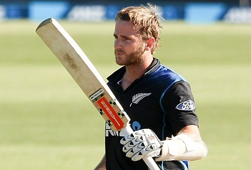 Kane Williamson scored century to lead New Zealand towards victory in Nelson ODI.