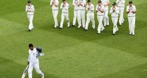 Sangakkara becomes fifth batsman to score 12,000 runs in test