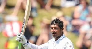 Sangakkara double ton puts Sri Lanka on driver seat of Wellington test