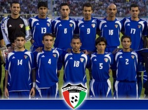 Kuwait football 23-man squad for AFC Asian cup 2015.