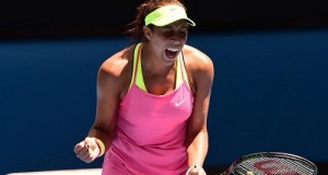 19 Years Madison beat Venus to enter first Grand Slam SF