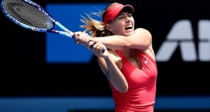 Sharapova to face Bouchard in Australian Open 2015 quarterfinal