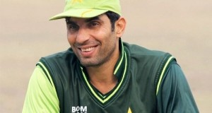 Misbah-Ul-Haq is the new head coach and chief selector of Pakistan