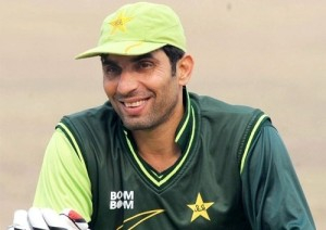 Misbah Ul Haq to retire from ODIs after 2015 world cup.