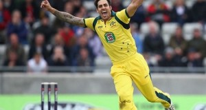 Mitchell Johnson set to return for Tri-series final and world cup