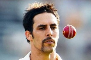Mitchell Johnson ruled out from Australian team for SCG test.