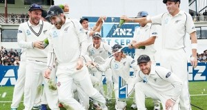 New Zealand won by 193 runs in Wellington Test against SL