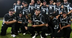 Video: New Zealand Cricket Team for 2015 ICC world cup
