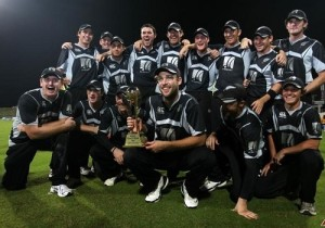 New Zealand cricket team matches for icc world cup 2015.