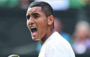 Nick Kyrgios withdraws from hopman cup 2015 due to back injury.