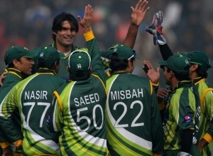 Pakistan cricket team for ICC world cup 2015.