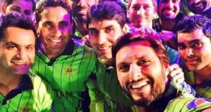 Video: Pakistan Cricket Team for 2015 ICC World Cup