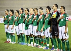 Palestine 23 man squad for 2015 Asian cup at Australia.