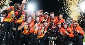 Perth Scorchers wins Big Bash League successively 2nd time