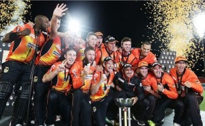 Perth Scorchers won BBL-04 final to become big bash champions consecutive 2nd time.
