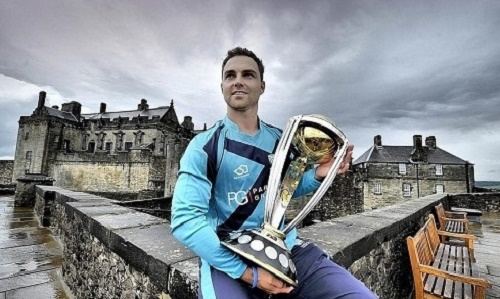 Preston Mommsen to captain Scotland 15-man squad in ICC cricket world cup 2015.