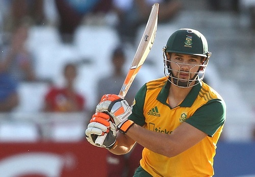 Rilee Rossouw fifty took South Africa past 165 in first t20i against West Indies.