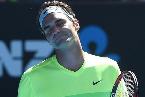 Roger Federer out from 2015 Australian Open as Andreas Seppi defeated him in third round.