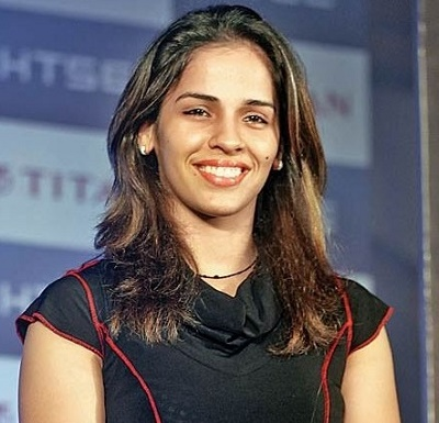 Saina Nehwal said she never demand for Padma Bhushan award.