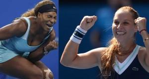 Serena vs Dominika Aus Open QF 2015: Live score, streaming