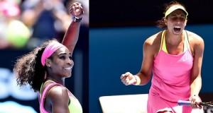 Serena vs Madison semifinal 2015 Australian Open preview