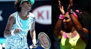 Serena & Venus sisters qualify for 4th-round in 2015 Aus Open