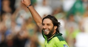 Shahid Afridi aims to hold fastest ton record in world cup 2015